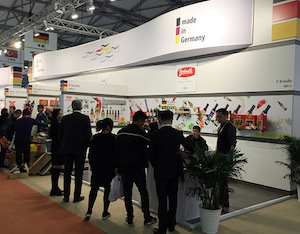 Brändle auf der Messe FHC in China