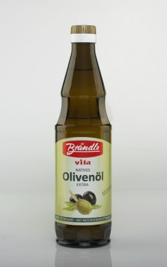 vita-natives Olivenöl extra, 500ml