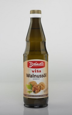 vita-Walnussöl, 500ml